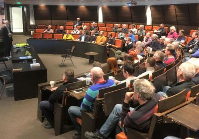 Fastighetsverkets fiskevårdsseminarium den 28 mars 2018